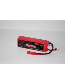 Pack alimentation batterie LiPo 3S 6000 mAh