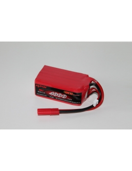 Pack alimentation batterie LiPo 3S 4000 mAh